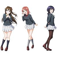 ラブライブ! love live   虹ヶ咲学園スクールアイドル同好会  全員 コスプレ衣装が予約開始!