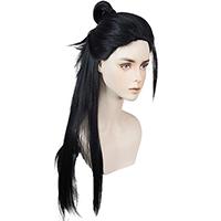 【呪術廻戦 ウィッグ】夏油傑(げとう すぐる)   風 コスプレウィッグ