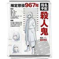 アクダマドライブ  殺人鬼(さつじんき)  風 コスプレ衣装
