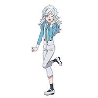 怪物事変 晶(あきら) コスプレ衣装