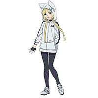 怪物事変 紺(こん) コスプレ衣装