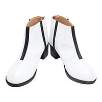 【呪術廻戦 ブーツ 】真人(まひと) 風 コスプレ靴