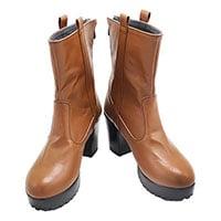 【呪術廻戦 ブーツ】禪院真依(ぜんいん まい) 風 コスプレ靴
