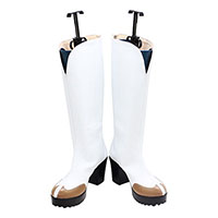 【無職転生 ブーツ】異世界行ったら本気だす ロキシー・ミグルディア 風 コスプレ靴