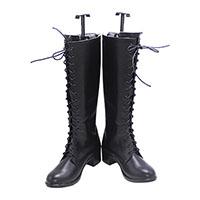 【魔法使いの約束 ブーツ】まほやく 東の国  ファウスト    風 コスプレ靴