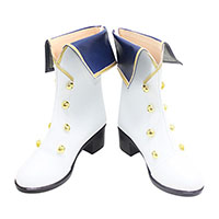 【魔法使いの約束 ブーツ】まほやく 中央の国  リケ    風 コスプレ靴