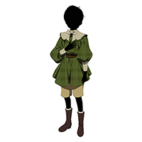 シャドーハウス  パトリック 風 コスプレ衣装