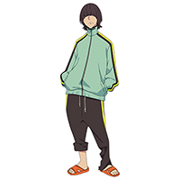 SSSS ダイナゼノン  山中暦(やまなか こよみ)  コスプレ衣装