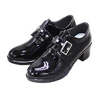 【刀剣乱舞 ブーツ】日光一文字(にっこういちもんじ)風 合皮 ゴム底 コスプレ靴
