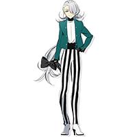 美少年探偵団  咲口長広(さきぐち ながひろ)風 コスプレ衣装